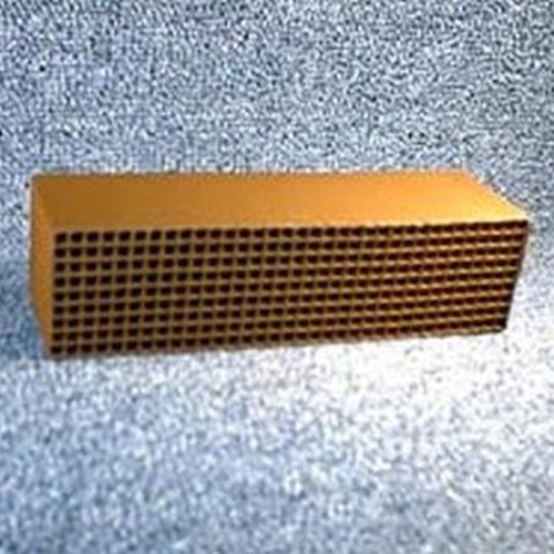 1.875'' x 6.875'' x 2'' 25 cells per square inch replacement catalytic combustor