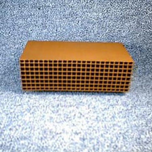 1.875'' x 6'' x 3'' 6 cells per square inch replacement catalytic combustor