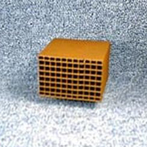 1.875'' x 2.75'' x 3'' 16 cells per square inch replacement catalytic combustor
