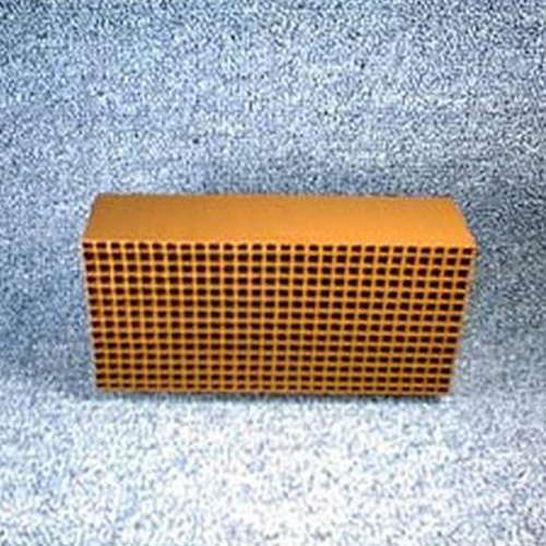3.5'' x 7'' x 2'' 16 cells per square inch replacement catalytic combustor