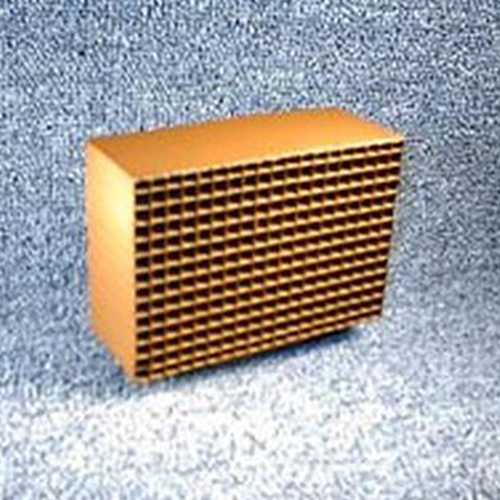 3.5'' x 6'' x 2'' 16 cells per square inch replacement catalytic combustor