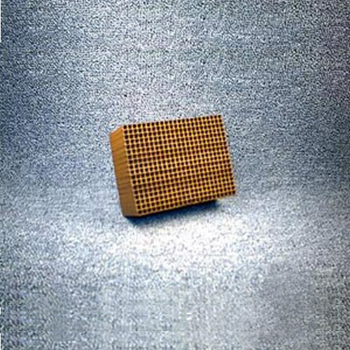 3'' x 7'' x 3'' 16 cells per square inch replacement catalytic combustor
