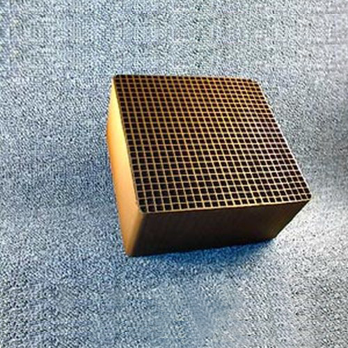 6'' x 6'' x 3'' 16 cells per square inch replacement catalytic combustor