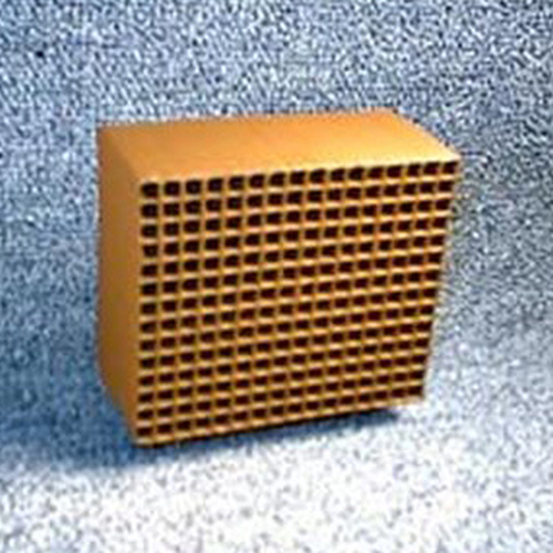 3.5'' x 4'' x 2'' 6 cells per square inch replacement catalytic combustor