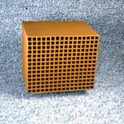 3.5'' x 4'' x 3'' 16 cells per square inch replacement catalytic combustor