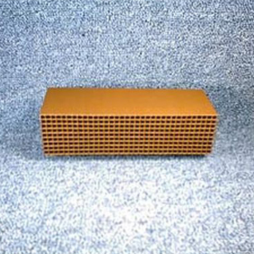 1.875'' x 6.875'' x 2.5'' 25 cells per square inch replacement catalytic combustor