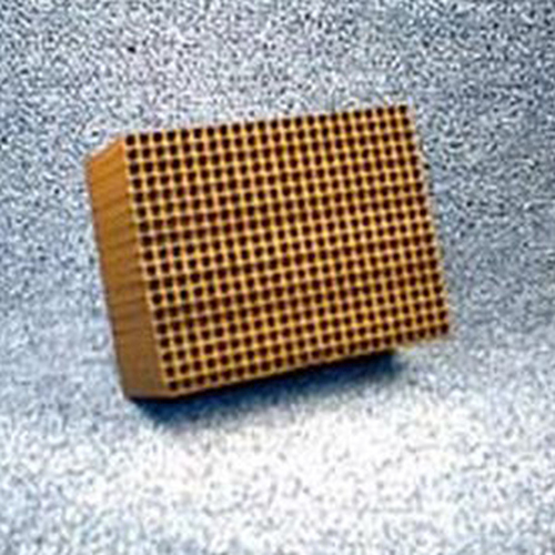2.875'' x 6.875'' x 2'' 25 cells per square inch replacement catalytic combustor