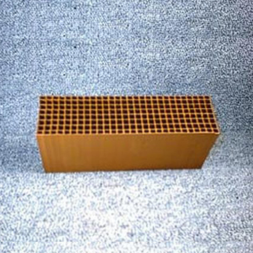 1.875'' x 7'' x 3'' 16 cells per square inch replacement catalytic combustor