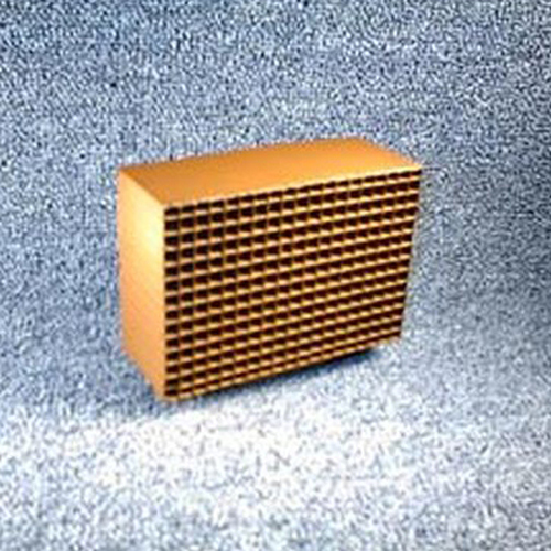 3.5'' x 5'' x 2'' 16 cells per square inch replacement catalytic combustor