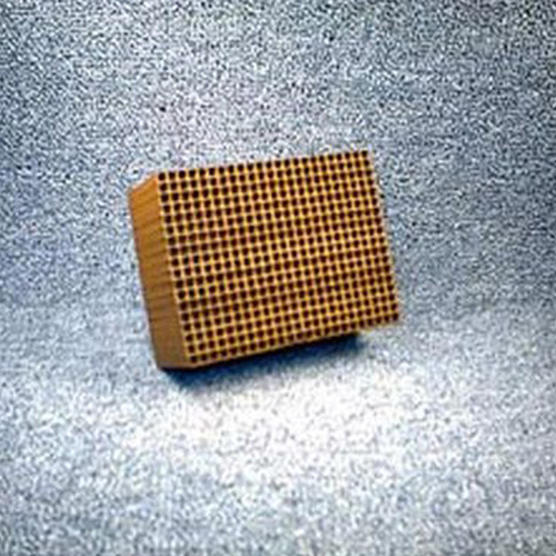 2.25'' x 6.875'' x 3'' 25 cells per square inch replacement catalytic combustor
