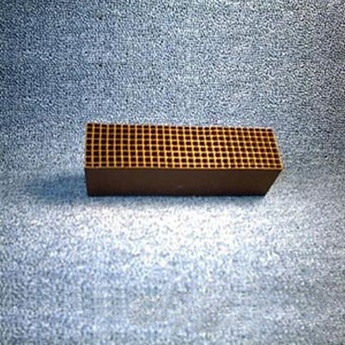 2'' x 7'' x 2'' 16 cells per square inch replacement catalytic combustor