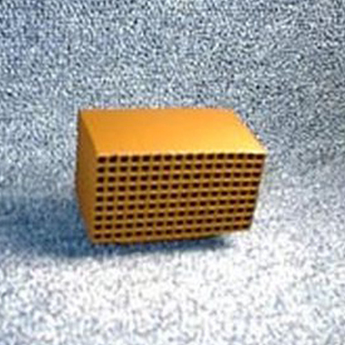 1.875'' x 3.25'' x 2'' 25 cells per square inch replacement catalytic combustor