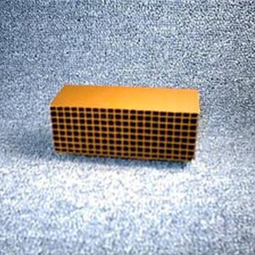 2'' x 5'' x 2'' 16 cells per square inch replacement catalytic combustor