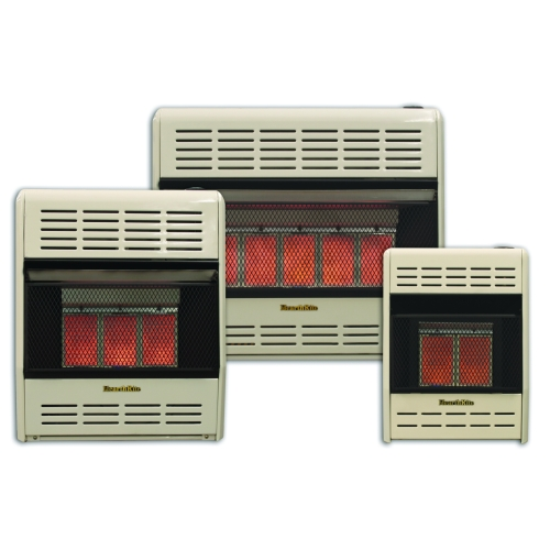 Thermostatic Radiant Vent-Free Heaters