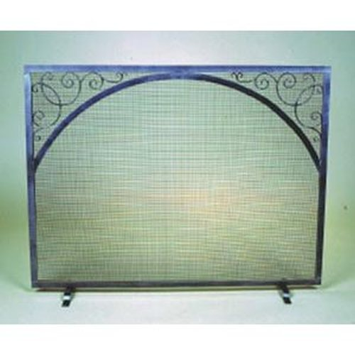 44'' x 33'' Sterling Wrought Iron Screen
