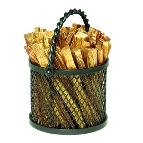 Twisted Rope Fatwood Caddy
