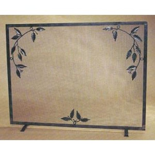 38'' x 30'' Weston Wrought Iron Screen
