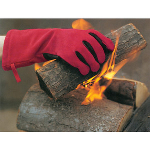 FlameX Deluxe Fireplace & BBQ Gloves (pair)