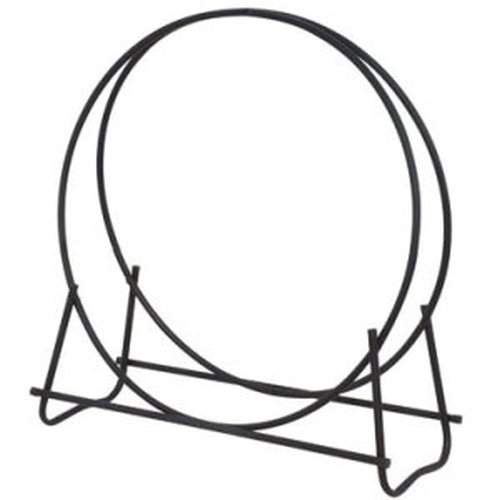 40'' Tubular Steel Wood Hoop