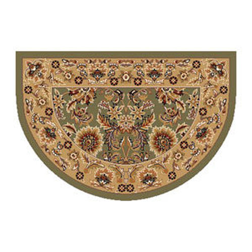 Hearth Rugs & Rug Display Rack