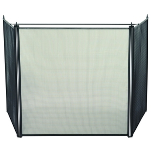 "Child Guard 3 Fold Screen 30"" H x 30"" W with 25"" Side Panels"