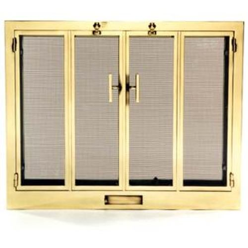 BOSSE Astoria Brass Glass Door