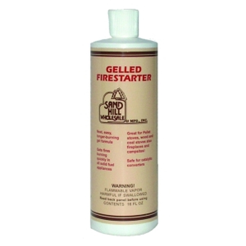 Sand Hill Gelled Fire Starter 16 oz.