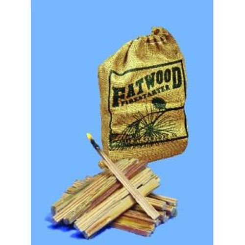 Sand Hill Fatwood 4 lb. Bag