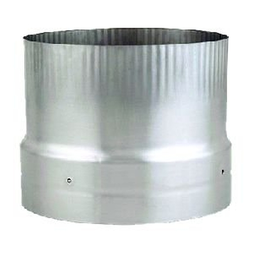 7'' 24GA SS Heatfab Saf-T Liner Flex Adapter