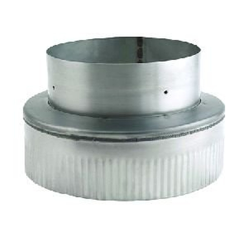 5'' to 6'' 24GA SS Heatfab Plug Increaser