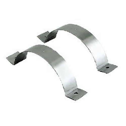 7'' 18GA SS Heatfab Saf-T Liner Top Support Clamp