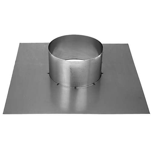 6'' Homeowners Choice 24 Gauge Stainless Steel Top Plate