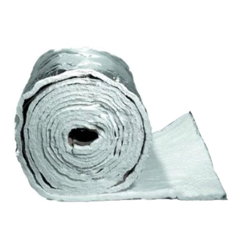 1/4'' x 24'' x 25'' Foil Face Blanket (for 4'' through 6'' Pipe)