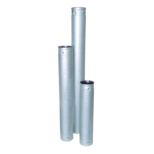 "4"" x  18"" Ultimate PelletPipe™ Section"