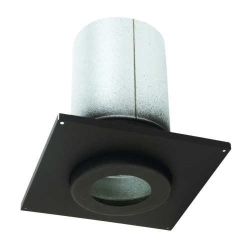"3"" Ultimate PelletPipe™  Ceiling Support"