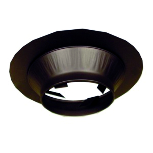 SuperPro 6'' Black Ceiling Support