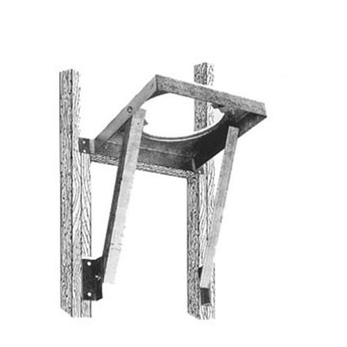 Selkirk 12'' Ultra-Temp Wall Support Kit