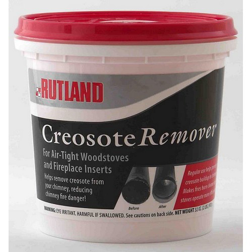 Dry Creosote Remover 1 pound tub