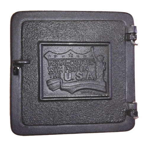 8'' x 8'' Cast Iron Clean-Out Door