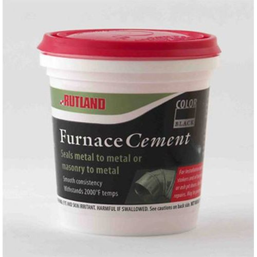 Furnace Cement 1/2 Pint