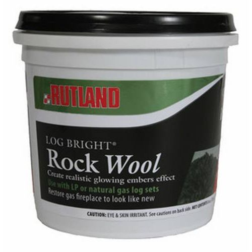 Rock Wool 8 oz. Tub