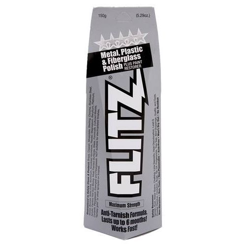 Flitz Metal Polish 150 gr. (5.29 oz.)