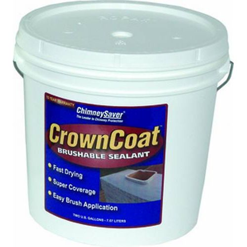 CrownCoat Brushable Sealant (2 gallon pail)