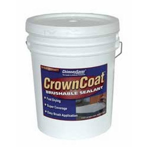 CrownCoat Brushable Sealant (5 gallon pail)