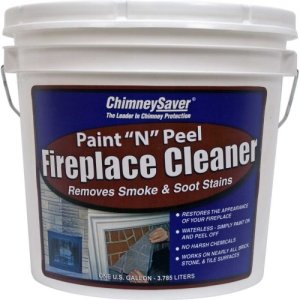 Paint ''N'' Peel Fireplace Cleaner