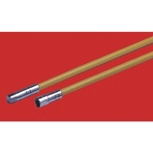 60X 3/8'' x 6' Yellow Flex Rod