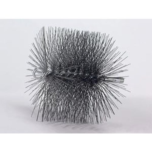 7'' Homeowner's Round Chimney Brush - 1/4'' thread