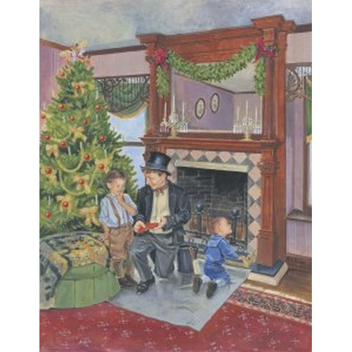 Post card - 99 Cover (Where's Santa)