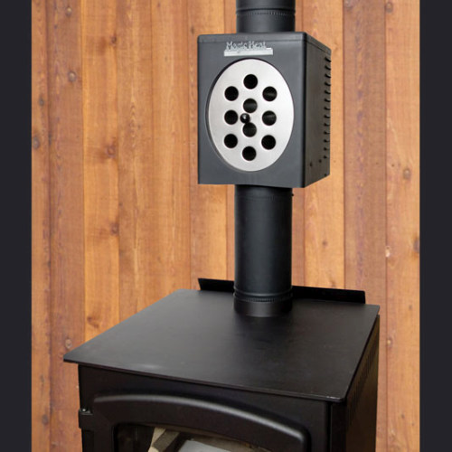 6 Magic Heat Reclaimer 1440 Heat Reclaimers Wood