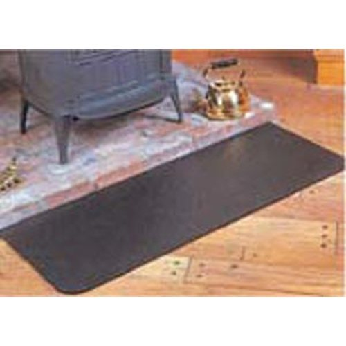 18 x 48 Black UL1618 Type 1 Ember Protection Board